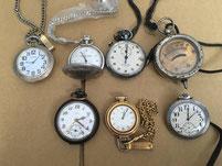 各種懐中時計買取してます