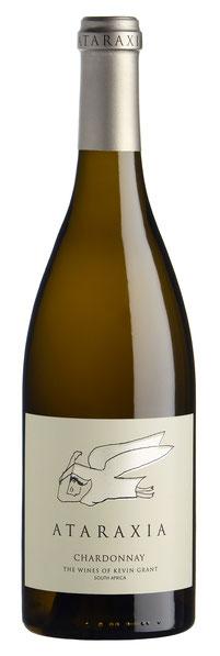Ataraxia Chardonnay ein Wein der besonderen Klasse.