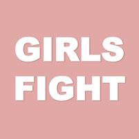 girls fight バスケットボール