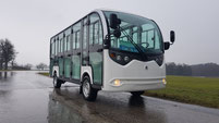 Flughafen Shuttlebus