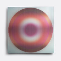 Solaris III. | silk printed, laminated glass | 50 x 50 cm | 2014