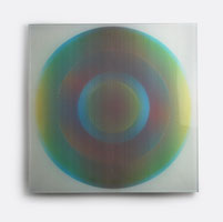 Solaris I. | silk printed, laminated glass | 50 x 50 cm | 2014 | ●