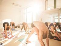 Yoga studio of Friedrichshain