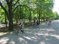 tours a bicicleta