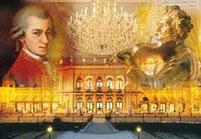 Mozart und Strauss