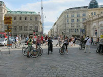 tours a bicicleta Viena