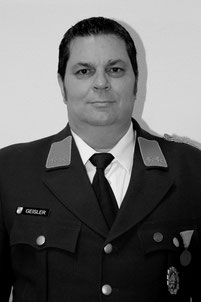 Hansjörg Geisler Kommandant seit 2010