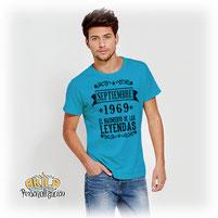 Camisetas  Akila Personalización