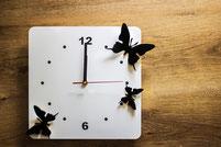 Büro, Basteln, Uhrwerk, Uhr, Uhr selber machen