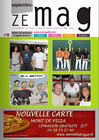 ZE mag 68 MDM septembre 2016