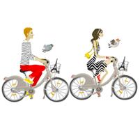 vélib', location, vélo, paris, jc decaux