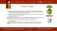 La Rouge Porte  Nord Pas de Calais Respect de l'arbre Maxence Terrier Membre de la Société Française d'Arboriculture