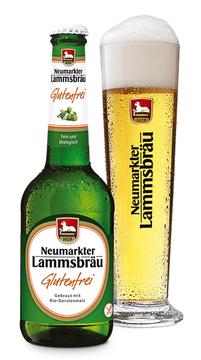 Bio Bier: Lammsbräu glutenfrei