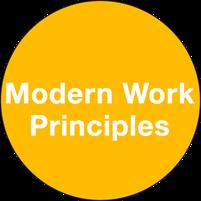 Modern Work Principles