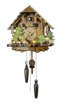 森の時計 4270QM ハト時計