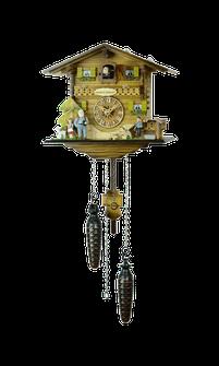 森の時計 4223QM ハト時計