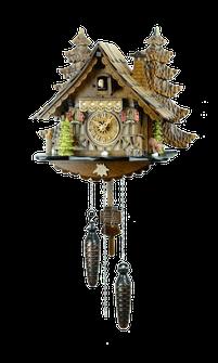 森の時計 409QM ハト時計