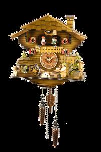 森の時計 490QMT ハト時計