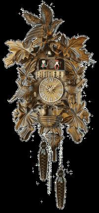 森の時計 640QMT ハト時計