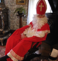 """Sinterklaas"" at the Zeeland Museum"