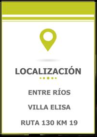 Lote 600 [m²] Villa Elisa, Entre Ríos