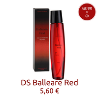 Danny Suprime Balleare Red