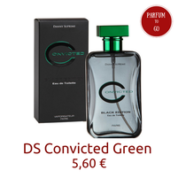 Danny Suprime Convicted Green for Men 100ml Eau de Toilette