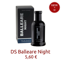 Danny Suprime Balleare Night for Men