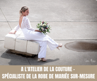 A l'Atelier de la Couture - Spécialiste de la robe de mariée sur-mesure