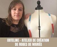 Arteline - Atelier de création de robes de Mariée
