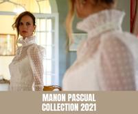 Manon Pascual, créatrice de Robes de Mariée - Collection 2021