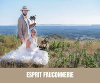 Esprit Fauconnerie : Fauconnerie itinérante de spectacle et animation lors de votre mariage