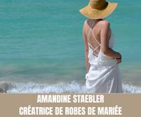 Amandine STAEBLER  Créatrice de Robes de Mariée