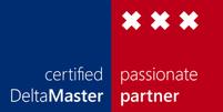 Certified DeltaMaster passionate partner