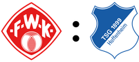 Würzburger Kickers : TSG 1899 Hoffenheim
