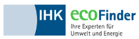 IHK eco finder logo | SMART cs is IHK partner