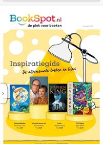 BookSpot folder