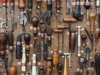 Hochwertige Werkzeuge