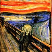 """Face à l'art déformé... """"le cri"""" d'Edvard MUNCH"""