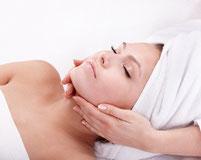 Kosmetik-Behandlung