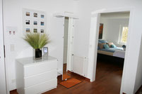 Bild: Dachgeschoss Wohnung 90 qm für 2-4 Personen