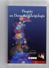 photo de la couverture du livre du Gerda de 2013