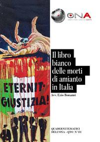 Libro bianco delle morti di amianto in Italia