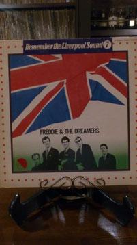 当店所有Freddie and The Dreamersアナログ・Best盤