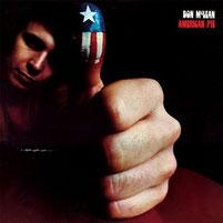 ドン・マクリーン「American Pie 」