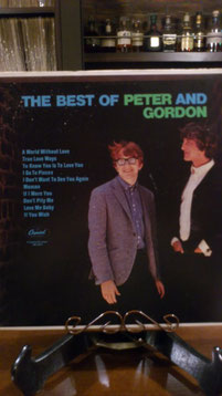 当店所有Peter & Gordon Best盤