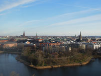 Blick auf Kopenhagen. Foto: C. Schumann