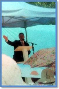 Выступаю на областном конгрессе