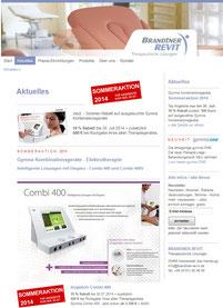 BRANDtNER-REVIT - Therapeutische Lösungen - konstruktive Beratung und fachliche Innovationen für Therapeuten und Mediziner