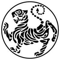 der Shotokan-Tiger